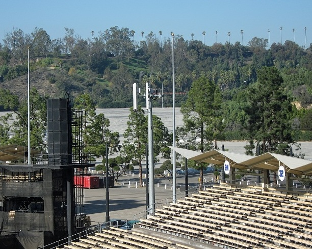 According to Dodgers president and CEO Stan Kasten, WiFi service will be available trough all of the major cell phone service providers. (Photo credit - Ron Cervenka)