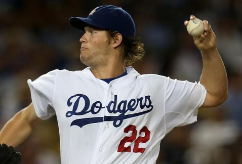 Let's hope that the words Clayton Kershaw and torn xxx labrum are never used in the same sentence ever again. (Photo credit - Stephen Dunn)