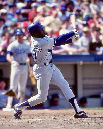 Pedro Guerrero had five RBIs in Game-6 of the 1981 World Series, which helped him become tri-MVPs with Ron Cey and Steve Yeager.