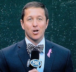 Fox Sports senior analyst Ken Rosenthal. (Photo courtesy of Fox Sports).