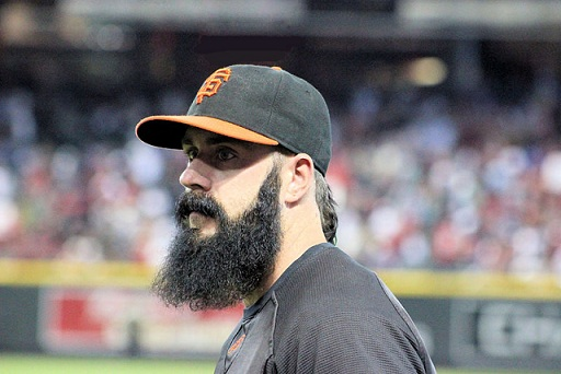 Brian Wilson has tormented the Dodgers since his MLB debut in 2006. (Photo courtesy of thephatphilmz)