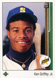 1989 Ken Griffey Jr. Rookie Card