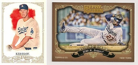 @012 Gintner & Allen and Gypsy Queen cards