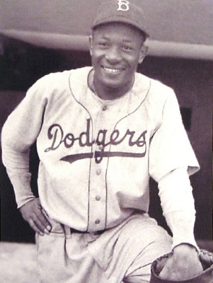 Dan Bankhead was the first black to pitch in Major League Baseball. (AP photo)