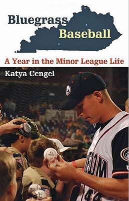 Caylanxxx 's book Bluegrass Baseball details life in the minor leagues. (Photo courtesy of cayhal.com)