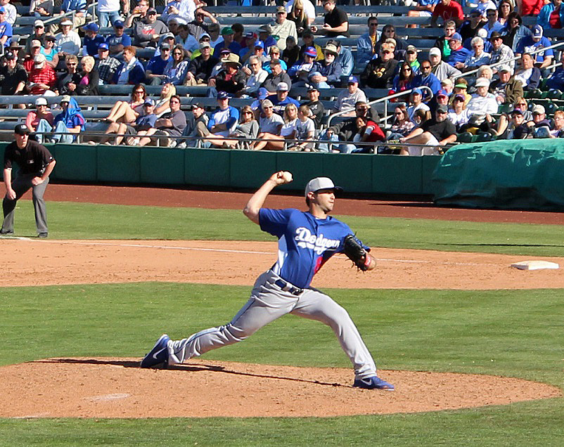 If Matt MaGill continues his outstanding performance at spring training, it will be a lot easier for the Dodgers to trade away Chris Capuano and Aaron Harang before Opening Day. (Photo credit - Ron Cervenka)