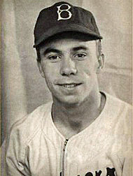 Tom Yawkee actually bought the Red Sox so that he could have exclusive rights to Pee Wee Reese, who was later sold to the Dodgers at the urging of the man he would have replaced at shortstop. (AP photo)