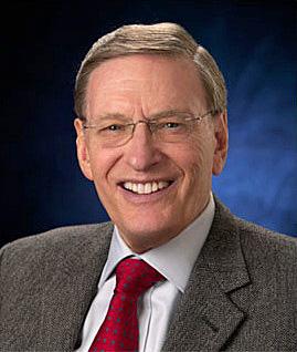 2013 marks Bud Selig's 21 season as MLB Commissioner. (Photo courtesy of mlbreports.com)