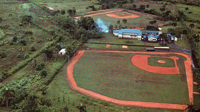 The Dodgers famous Campo Las Palmas was the first baseball academy in the Dominica Republic. Unfortunately, there are no such academies in Mexico. (Photo courtesy of MLB.com)