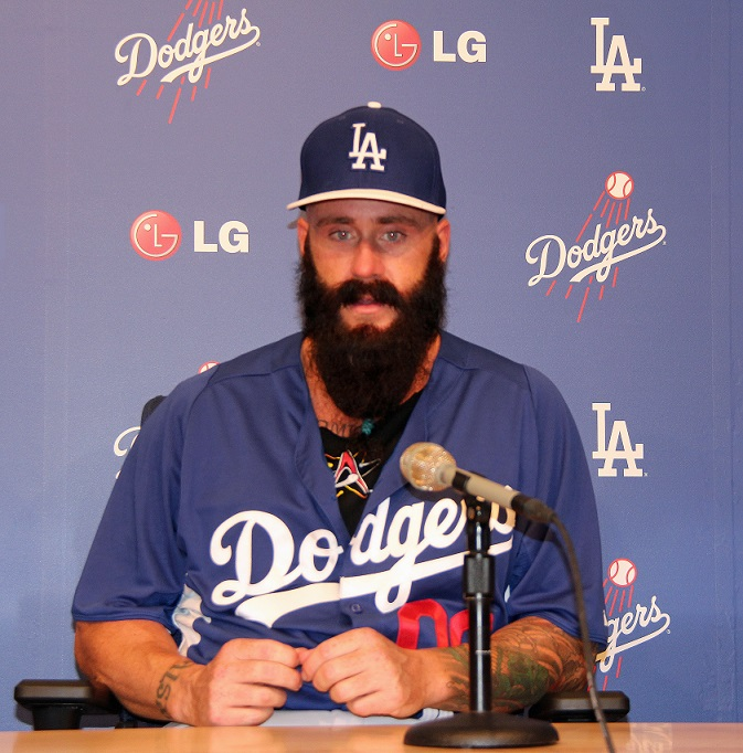 Don't let his looks and his eccentric behavior fool you, Brian Wilson is a very intelligent guy. (Photo credit - Ron Cervenka)
