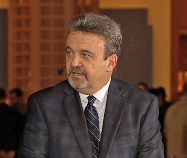 """Hopefully, this week we'll have more conversations with (Uribe and his agent) and at least get an update on their position. I'm in need of an update on their position."" - Ned Colletti at last week's Winter Meetings in Orlando. (Video capture courtesy of MLBNetwork.com)"