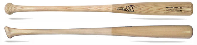 Gary Phelan's ProXR bat (Photo courtesy of fastcodesign.com)