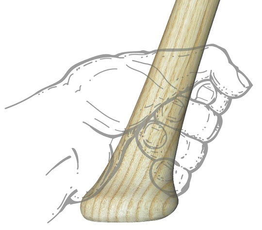 One can only guess at how many hamate bone injuries could have been prevented with the ProXR bat. (Image courtesy of ProXR.com)