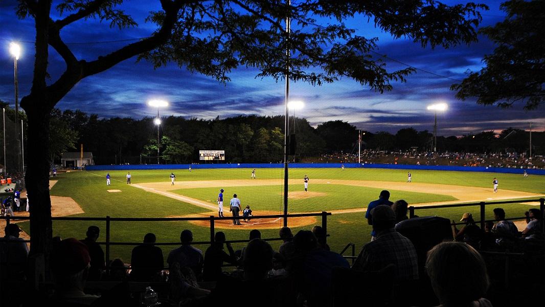 Cape Cod Baseball League A Piece Of America Saved Think Blue La