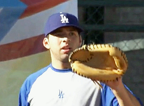 Julian Leon (Photo courtesy of Dodgers Digest)