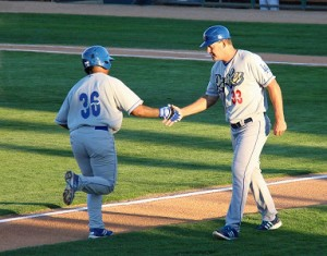8-24-15 Willie Calhoun & Bill Haselman FP