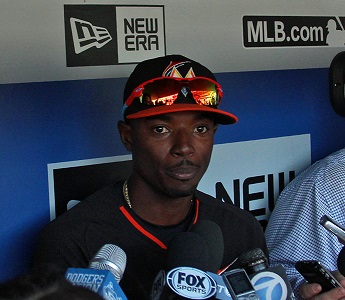 5-11-15 Dee Gordon Scrum FP