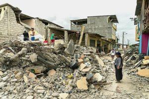 Ecuador Earthquake FP