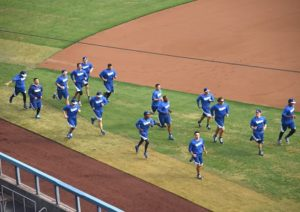 Dodgers Winter Development Camp FP