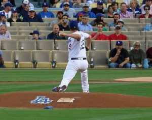 5-17-16 Kershaw 1st Pitch FP