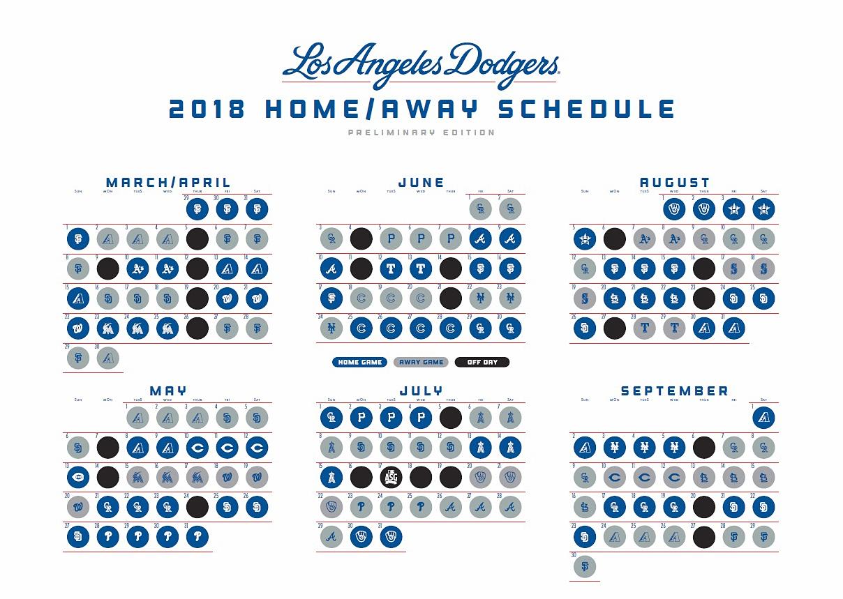 photo regarding Dodgers Schedule Printable named 100+ Mariner Television Agenda 2018 Printable yasminroohi