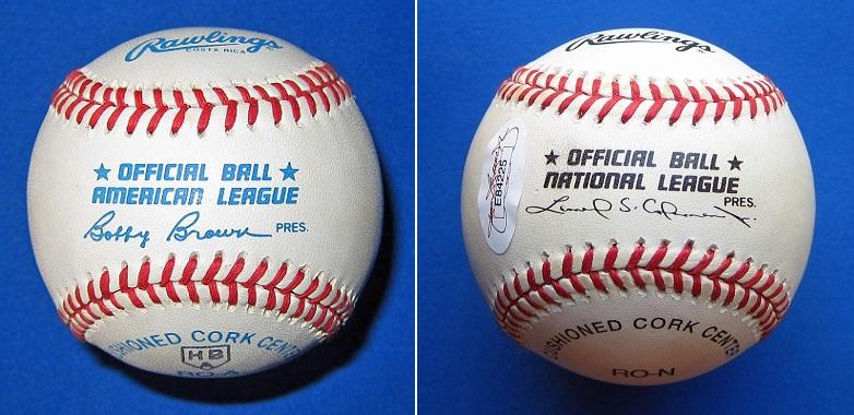 Baseballs Mlb Baseballs One Dozen Bp/ Game Used Rawlings Offical Major League Baseballs Balls